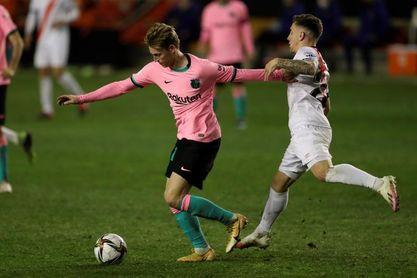 """De Jong: """"Messi es el mejor de la historia, no hay nada que decir de él"""""""