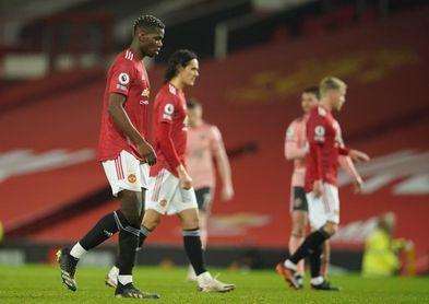 El United se la pega con el colista y se aleja del liderato