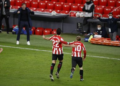 El Athletic de Marcelino llega embalado al Camp Nou
