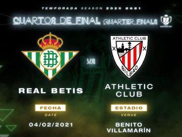El Betis, perjudicado por el calendario y los elementos frente al Athletic