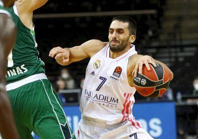 Facundo Campazzo, elegido mejor jugador (MVP) de la década en España
