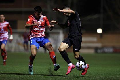 El Granada logra el mayor triunfo como visitante de su historia en la Copa