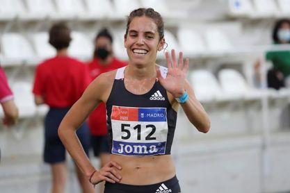 Marta Pérez da positivo en la PCR antes de viajar a Karlsruhe