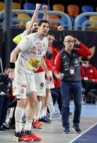 """Ribera: """"Quiero felicitar al equipo por su entrega en cada partido"""""""
