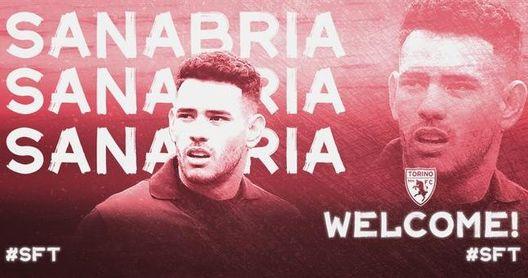 Oficial: Sanabria, nuevo jugador del Torino.