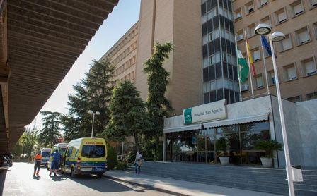 Vista general del Hospital San Agustín de Linares.