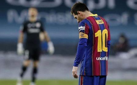"""Joan Laporta y Víctor Font aseguran que Messi """"genera más de lo que cobra""""."""
