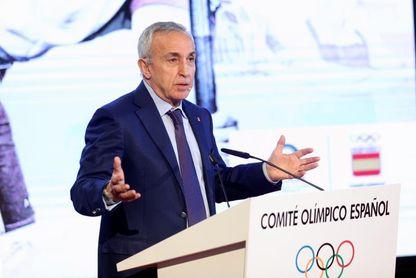 """Blanco reitera un """"mensaje de optimismo"""" a los deportistas sobre Tokio 2020."""