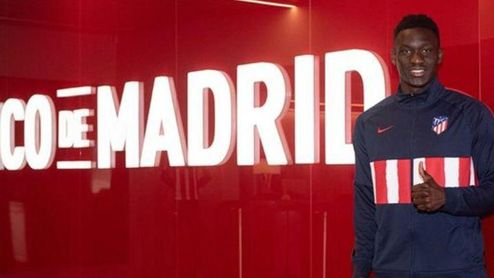 El Atlético refuerza su filial con un 'descarte' del Sevilla FC