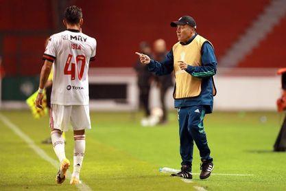 El español Torrent afirma que nunca sintió apoyo de la directiva de Flamengo