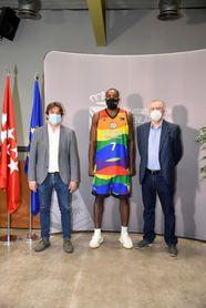 Fuenlabrada estrenará un uniforme multicolor contra la homofobia ante Unicaja.