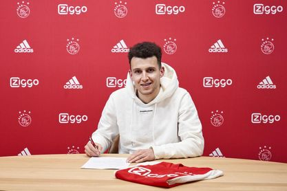 Idrissi fue quien trasladó a Monchi el interés del Ajax.