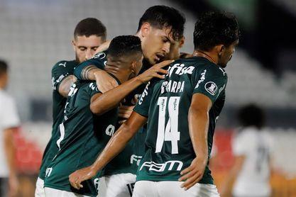 Palmeiras empata con Botafogo antes de viajar a Catar para el Mundial de Clubes