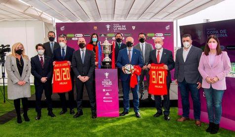 Málaga, lista para una final inédita entre Barcelona y EDF Logroño