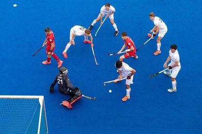 España cae ante Bélgica en el último cuarto (2-3)
