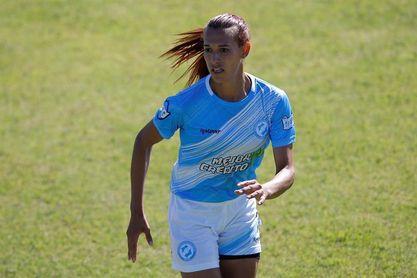 """Mara Gómez, primera futbolista trans de Argentina: """"El futuro es inclusivo"""""""