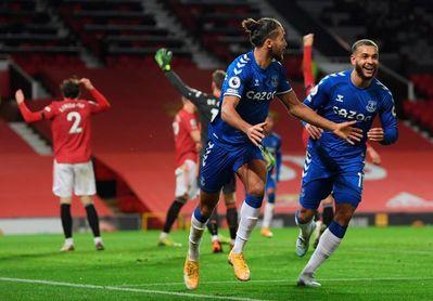 Calvert Lewin salva al Everton y frustra al United