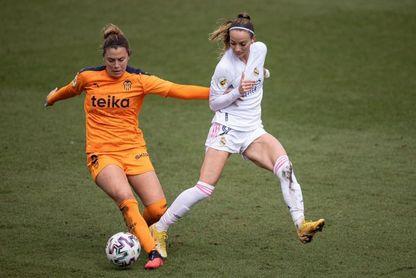 Tres goles de Asllani en tres minutos deciden a favor del Real Madrid