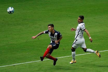 1-0. El Monterrey de Javier Aguirre vence a los Pumas y salta al primer lugar