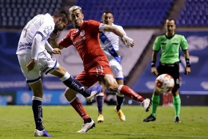 4-1. Los argentinos Canelo y Sambueza llevan a Toluca al liderato