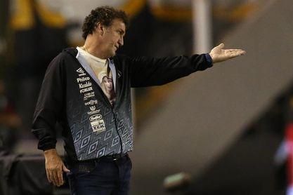 El Santos firma un empate y se aleja de los puestos de Copa Libertadores