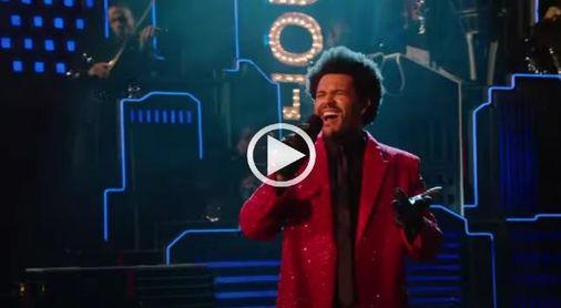 The Weeknd brilla en el espectáculo más atípico de la historia de la Super Bowl (vídeo del concierto)