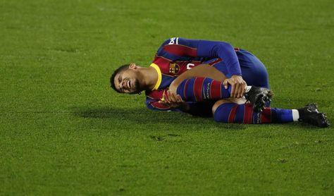 A Koeman se le suma un problema más de cara al duelo copero frente al Sevilla FC.