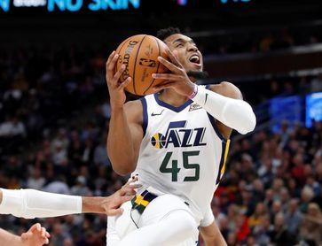 Jazz siguen dando la nota ganadora y Clippers y Celtics no levantan.