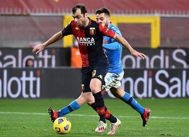 Manolas sufre una lesión de tobillo y se perderá la ida y la vuelta del Nápoles-Granada
