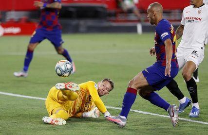 Sevilla-Barça sábado 27 a las 16.00h; R.Madrid-R.Sociedad lunes 1 a las 21.00