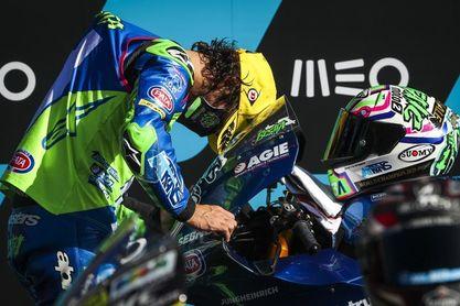 "Valentino Rossi: ""Lo que me hizo Márquez es imperdonable""."