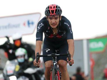 Carapaz correrá la Volta a Cataluña como preparación del Tour y los Olímpicos