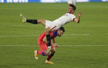 El extraño anuncio de un nuevo caso de coronavirus en el Sevilla FC