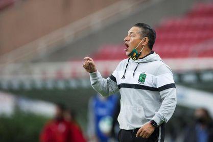 Ambriz dice que el León se sacará la espina en Liga de la Concacaf