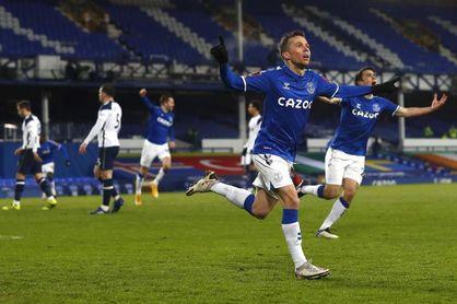 FA Cup fifth round Everton FC vs Tottenham Hotspur