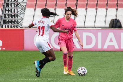 Sevilla FC Femenino 1-1 Real Madrid: Punto de mérito ante un 'gallito'