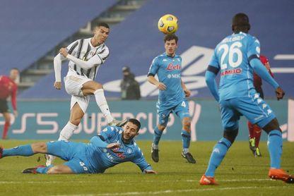 El Nápoles juega el clásico contra el Juventus antes de visitar al Granada