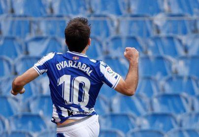 Oyarzabal será baja ante el Getafe y su concurso será dudoso frente al United