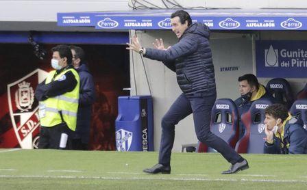 """Emery: """"El Betis es un rival directo""""."""