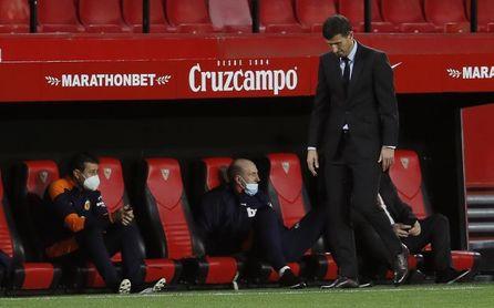 Javi Gracia buscará su primera victoria visitante ante el Real Madrid