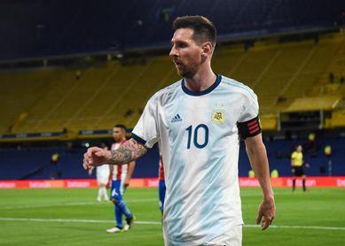 Messi, el mejor deportista argentino de la década por la Fundación Konex