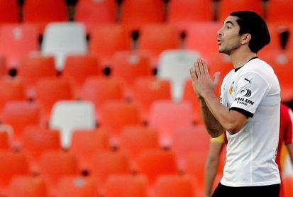 Soler vuelve al grupo y apunta al partido ante el Real Madrid