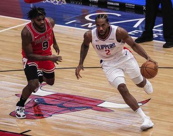 106-125. Leonard y Clippers consolidan su baloncesto ganador; Ibaka, 9 puntos
