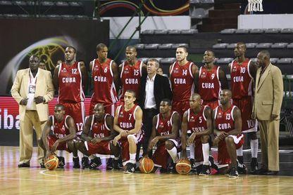 Baloncesto cubano no jugará en la ventana competitiva para la Copa América 2022