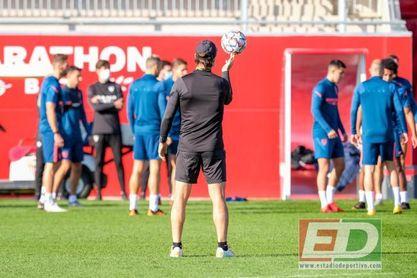 Lopetegui recupera a un lesionado en la lista contra el Huesca