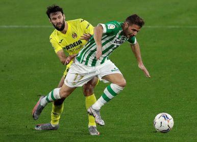 Villarreal y Betis miden sus objetivos europeos