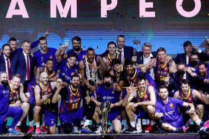 73-88. El Barça desactiva al rey de copas
