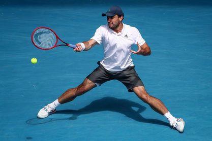 Karatsev, séptimo tenista en alcanzar los cuartos en su primer Grand Slam