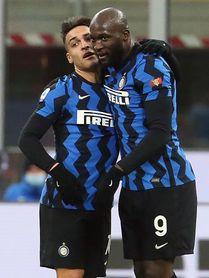 Lukaku y Lautaro, nuevos líderes de la Serie A