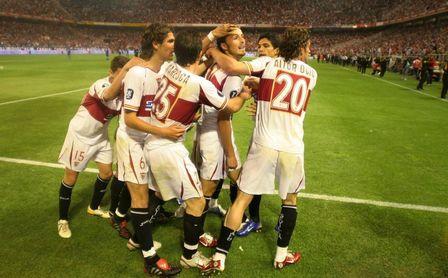 'Fiabilidad germana' del Sevilla FC es los test europeos contra rivales de la Bundesliga